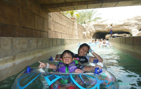 Aquaventure water fun