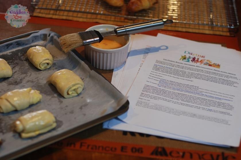 Daring Bakers September 2011