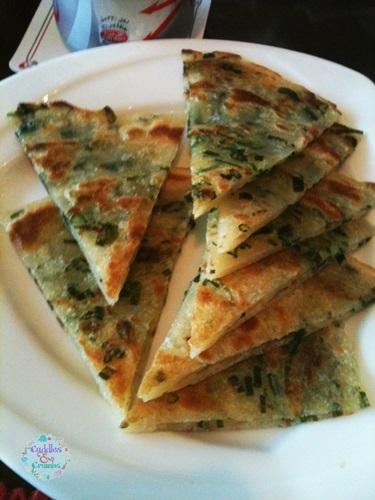 Sino Chai Chives Pancake