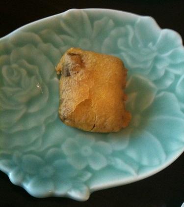 Sino Chai Red Bean Cake