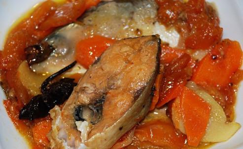 Homemade Bangus Sardines