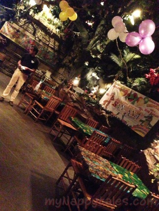 RainForestCafePartyArea