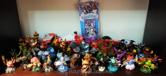 TheCaidoy's Skylanders Collection