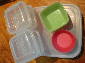 Daiso Food Containers