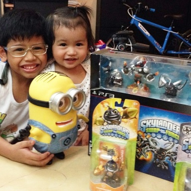 LittleOnes Minions and Swapforce