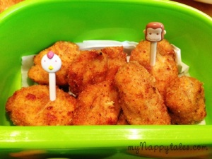 HomemadeHealthyChickenNuggets