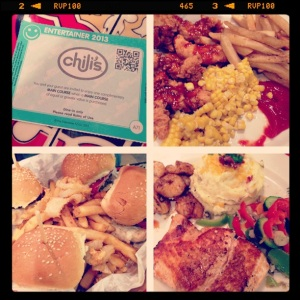 TheEntertainer Chilis Voucher