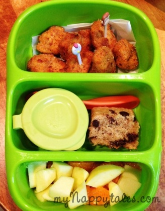 SchoolLunch ChickenNuggets
