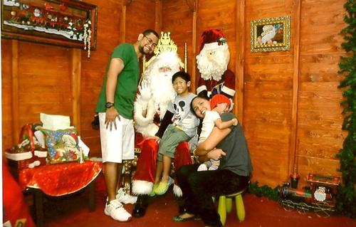 Wafi Santa 2013