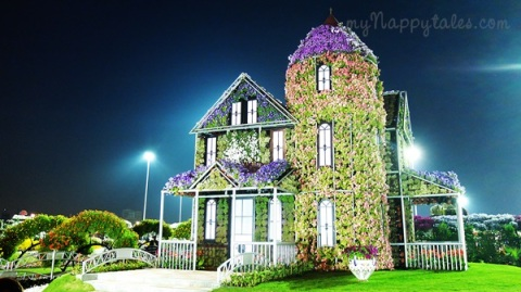 Dubai Miracle Garden House