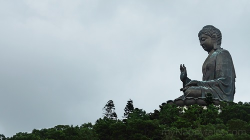 HK Big Buddha