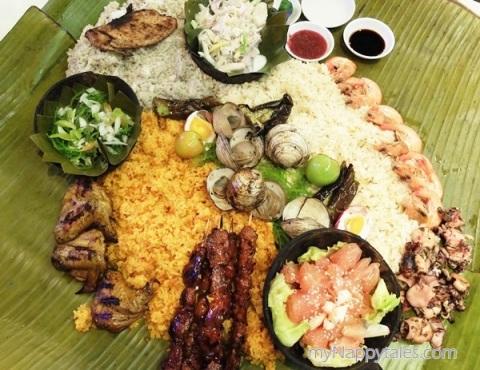 Davao Gulf Boodle Seafood Island
