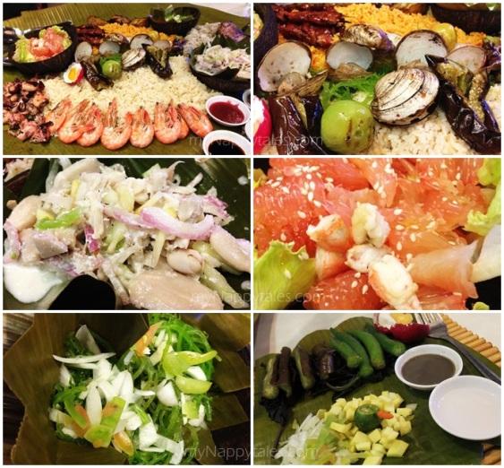 Davao Gulf Boodle Spread SeafoodIsland