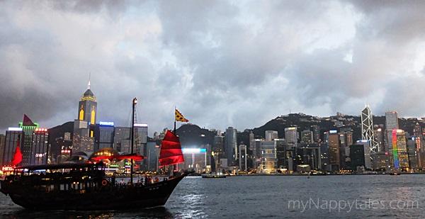 HK Victoria Harbour