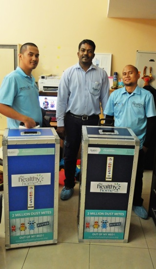 Healthy Home Sanitation Team