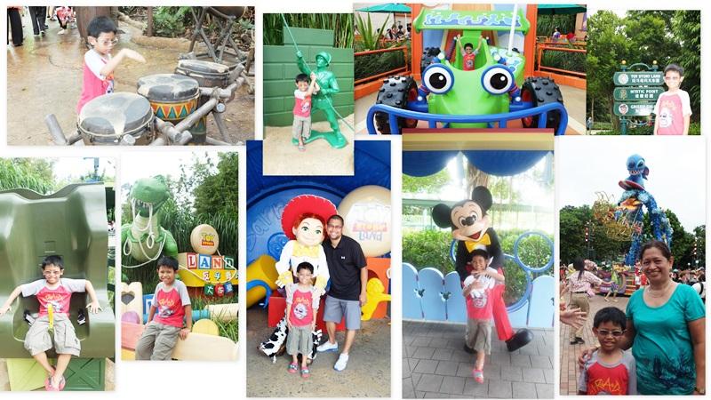DisneylandmeetsV