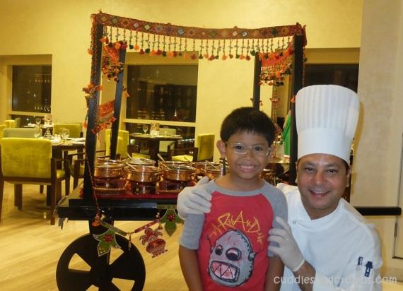 Chef Naresh Metro Cuisine