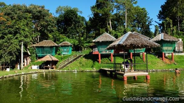 Eden Nature Park Fishing Village