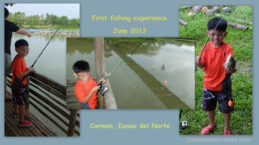FirstFishingExperience