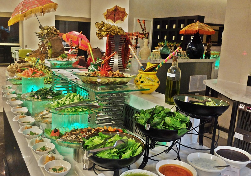 Salad Station Metro Cuisine