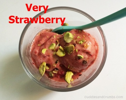 Very Strawberry Yonanas