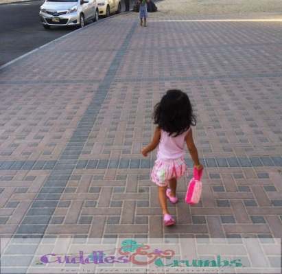 LittleMiss Walks