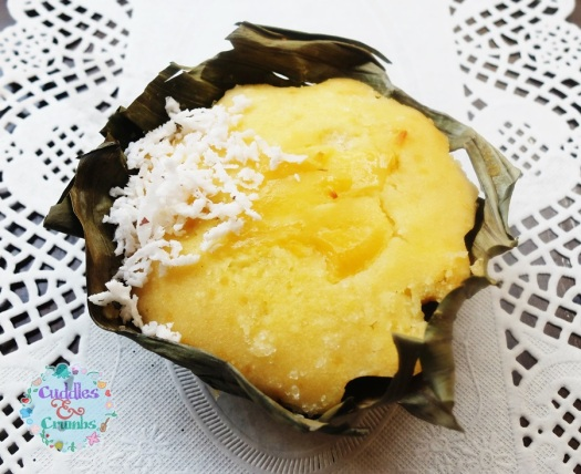 Cheese Bibingka