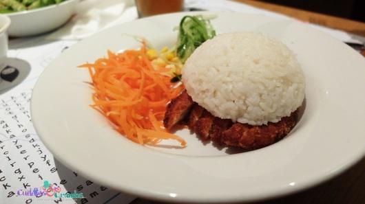 Wagamama Mini Chicken Katsu