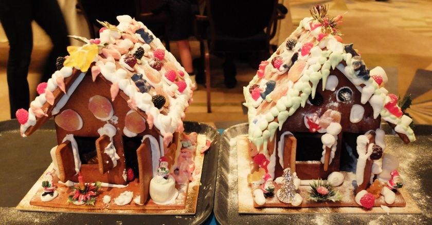 LittleOnes' Gingerbread House at The H Dubai