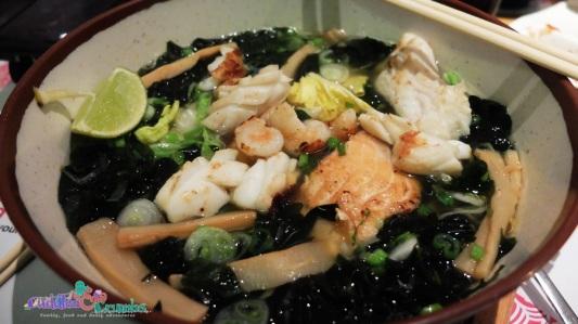 Wagamama Seafood Ramen