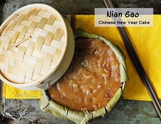 Nian Gao Recipe