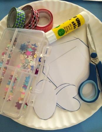 Cupcake Paper Tools