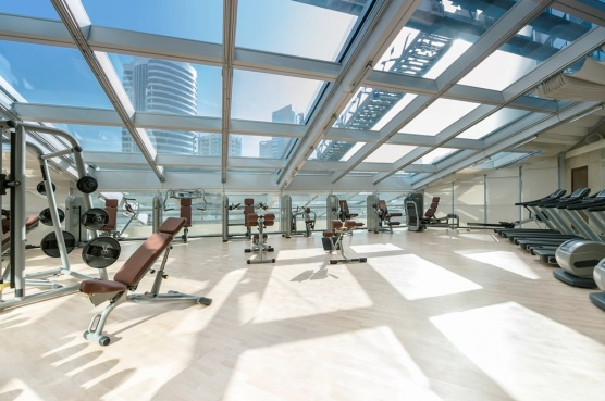 HÔTEL NOVOTEL FUJAIRAH Fitness Centre