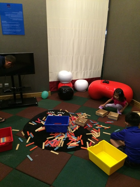 Novotel Fujairah Kids Corner