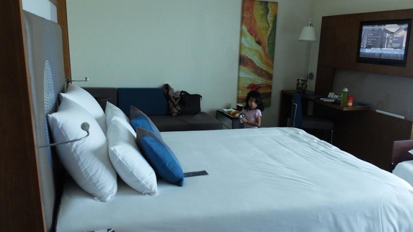 Novotel Fujairah Executive Room - Bed