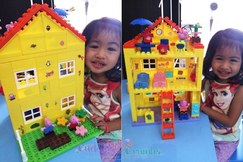 Peppa Pig's Play House