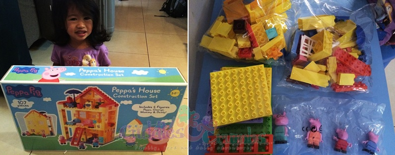 Peppa's House Construction Set
