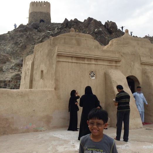 Al Badiya Mosque