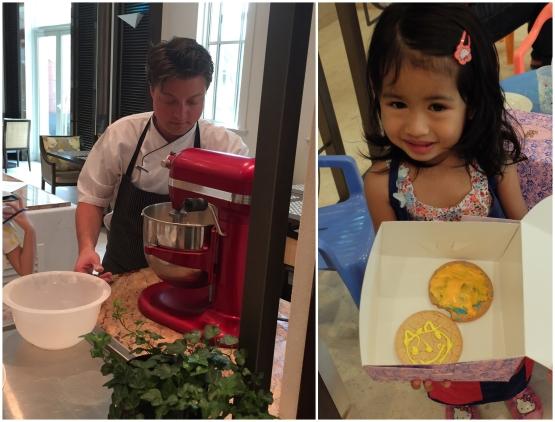 Ritz-Carlton Pastry Chef Dustin