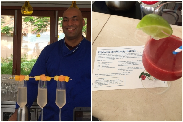 Ritz-Carlton Beverage Guru Dominik