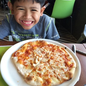 Il Centro Pizza for Lunch
