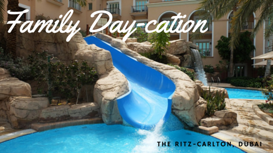 Ritz-Carlton Family Daycation