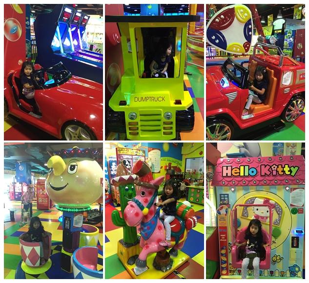 Fun City Rides