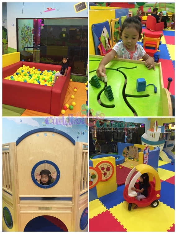 Fun and Learn Soft Play Area