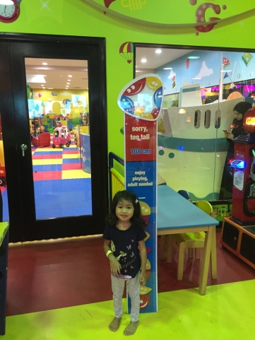 Fun City Soft Play Area