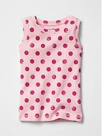 Cat Dot Sleep Tank