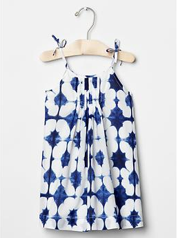 GAP Kids Blue Dress