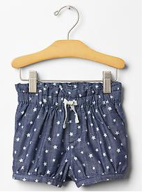 GAP Starry Bubble Short