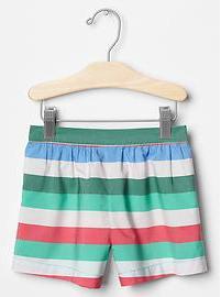 GAP Stripe Soft Shorts