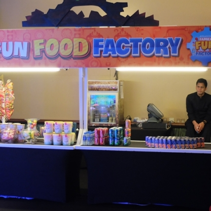 Atlantis the Palm Fun Food Factory